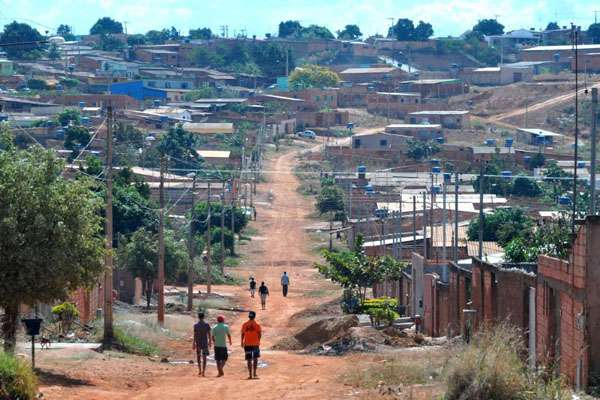 Baixo IDH Brasil Foto Reprodução