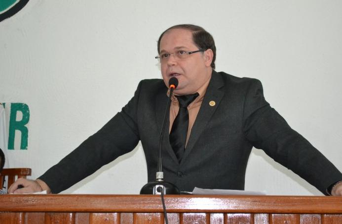 Luiz Ricardo das Chagas , ex-prefeito de Rio Preto da Eva (Foto: Reprodução)