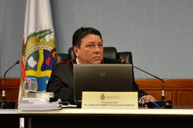 Procurador é o autor da representação que levou à decisão do conselheiro Ari Moutinho (Foto: Valmir Lima)