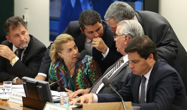 Brasília- DF 09-12-2015 Foto Lula Marques/Agência PT  Reunião do conselho de ética.