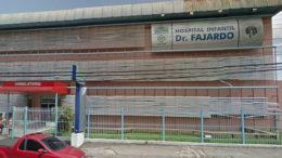 Empresa atua no Hospital Doutor Fajardo e na Fundação Adriano Jorge (Foto: Divulgação)