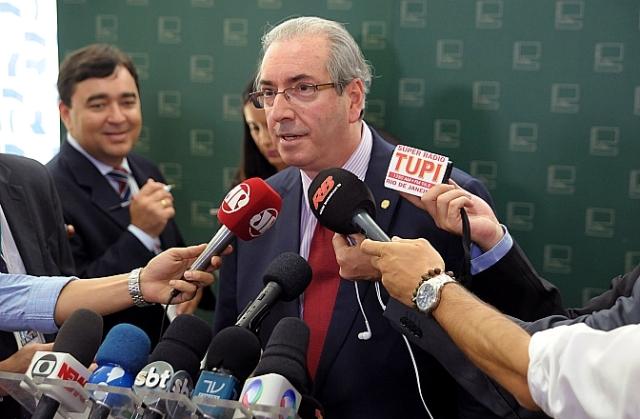 MP investiga se Eduardo Cunha ainda é sócio de uma rádio de Pernambuco (Foto: Alex Ferreira/Câmara dos Deputados)
