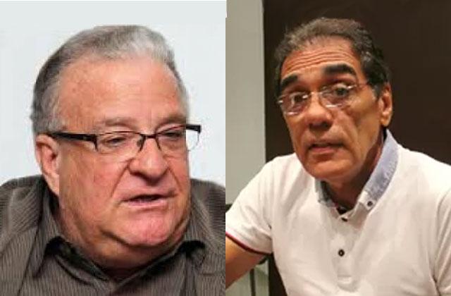 Manoel Ribeiro era do Implurb e Dissica, da Prefeitura de Eirunepé (Fotos: Divulgação)