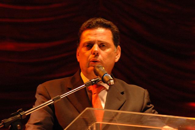 Marconi Perillo vem a Manaus para encontros com o governador José Melo (Foto: Ângela Scalon/Secom)