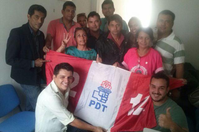 Grupo Terceira Via quer disputar a presidência do PTD (Foto: Divulgação)