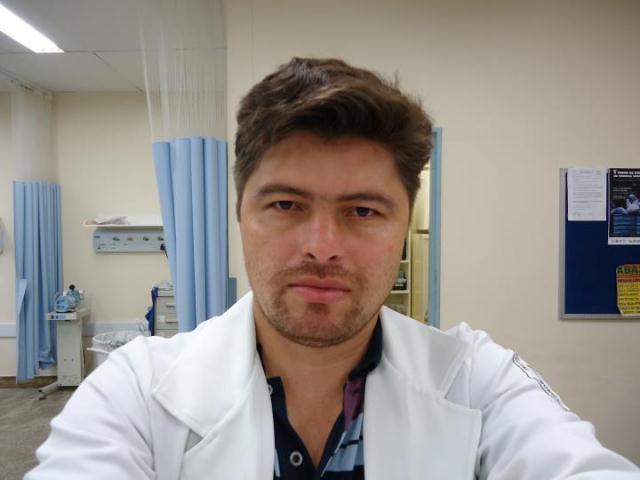 O cirurgião Paulo Mendonça Jr. vai assumir a direção do 28 de Agosto (Foto: Divulgação)