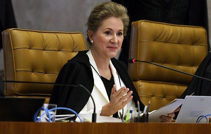 ex ministra STF ellen gracie Foto Givaldo barbosa