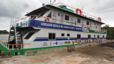 As UBS fluviais já são utilizadas em outros municípios do Estado (Foto: Divulgação)