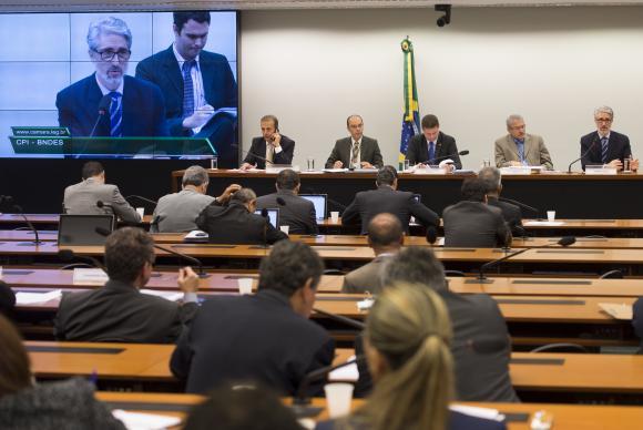 CPI do BNDES houve Coutinho Foto Marcelo Camargo Agência Brasil