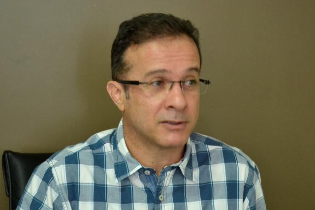 Marco Antônio Chico Preto diz que disputaria o governo do Estado em caso de novas eleições, com uma eventual cassação do governador José Melo (Fotos: Valmir Lima)
