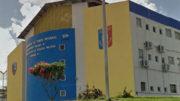 Escola Marcantônio Vilaça II fica na Avenida Max Teixeira (Foto: Reprodução)