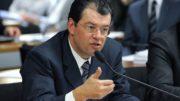 Ministro Eduardo Braga pode assumir o governo do Estado em caso de afastamento de José Melo (Foto: Divulgação)
