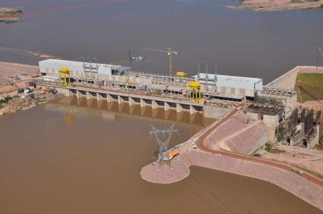 Hidrelétrica foi inaugurada no final de 2016 (Foto: PAC/Divulgação)