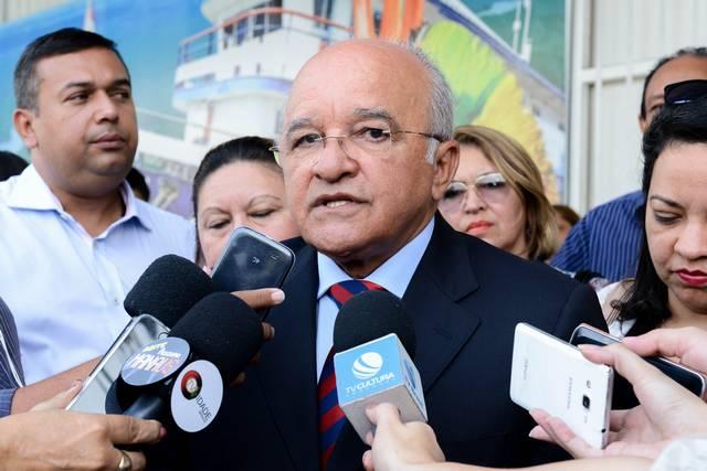José Melo honrou compromissos na saúde Foto Valdo Leão Secom