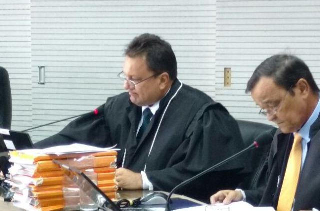 Márcio Meirelles é o único voto divergente até agora no processo de cassação do governador José Melo (Foto: Rosiene Carvalho)