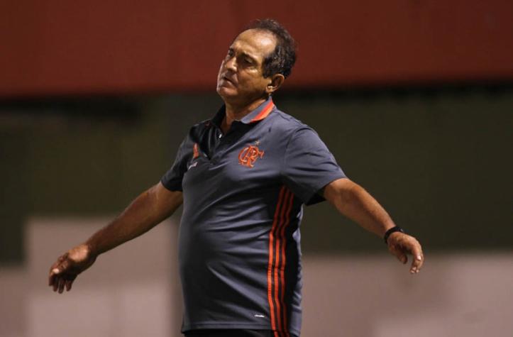 Muricy diz que Flamengo vai dar liga no Brasileiro e minimiza nova derrota: N�o � cat�strofe