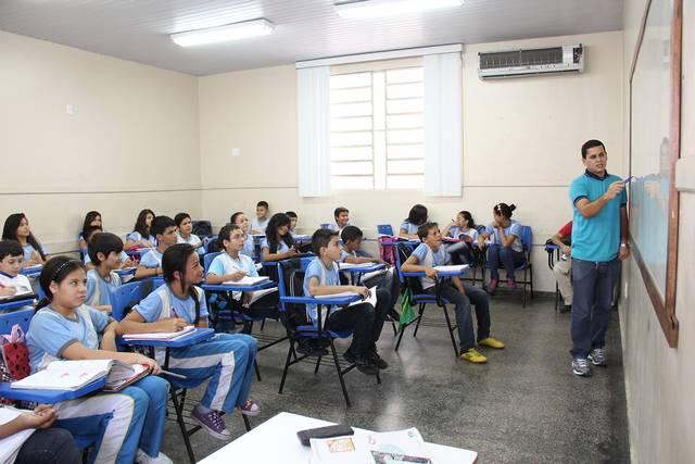 Seleção para professores SEDUC Foto Eduardo Cavalcante SEDUC