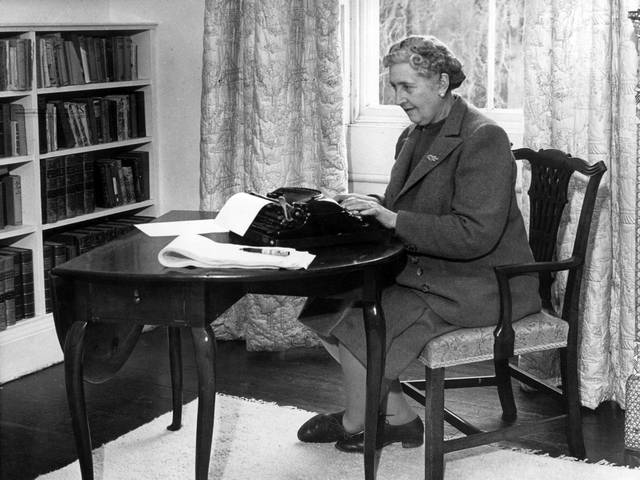 Agatha Christie Døde Spor Tv2
