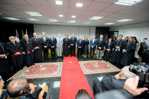 Prédio foi reformado no ano passado e reinaugurado no dia 30 de novembro (Foto: Divulgação)
