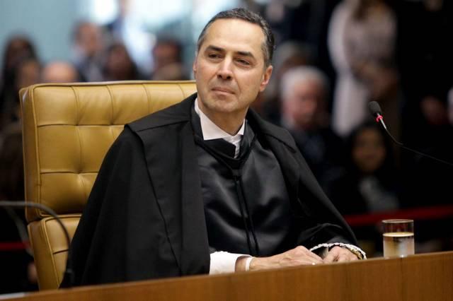 ministro Luis Barroso Foto Divulgação