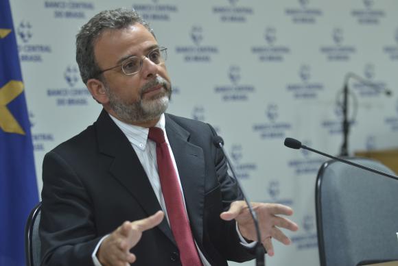 tulio_maciel_bc O chefe do Departamento Econômico do Banco Central, Tulio Maciel Elza Fiúza Agencia Brasil