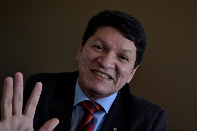 Carlos Santiago representa a OAB no Comitê de Combate ao Caixa 2 nas campanhas eleitorais (Fotos: Valmir Lima)