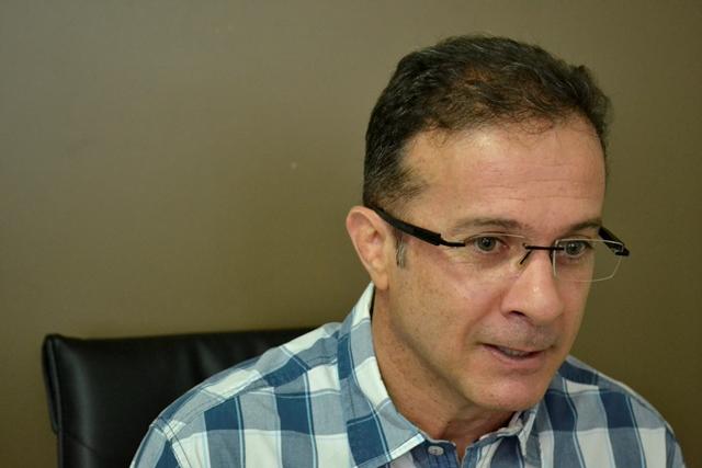 Chico Preto, presidente do PMN, diz que o partido busca alianças com partidos menores (Foto: Valmir Lima)