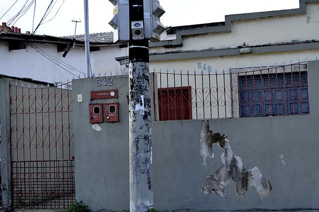 Um dos endereços da Mongel é nesta casa, no bairro Betânia, um imóvel residencial que passa o dia fechado (Foto: Valmir Lima)