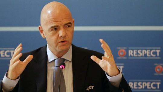 Presidente da Fifa confirma árbitro de vídeo na Copa do Mundo