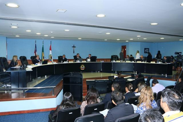 Nenhum conselheiro antigo do TCE aceitou relatar o processo da Emparsanco no tribunal (Foto: Ana Cláudia Jatahy/TCE)