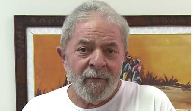 Vídeo de Lula diz que PT vai superar fase difícil Foto Captura de Tela
