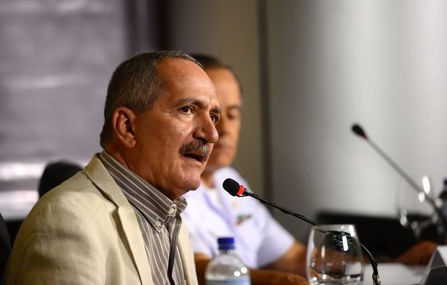 Brasília - O ministro da Defesa, Aldo Rebelo, anunciou durante coletiva que 220 mil militares das Forças Armadas vão participar do Dia Nacional de Mobilização para o Combate ao Mosquito Aedes aegypti (Elza Fiuza/Agência Brasil)