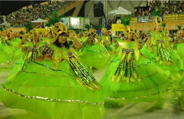 A Secretaria de Cultura empenhou quase R$ 1,5 milhão para 21 escolas de samba de Manaus (Foto: Murilo Monteiro/SEC)