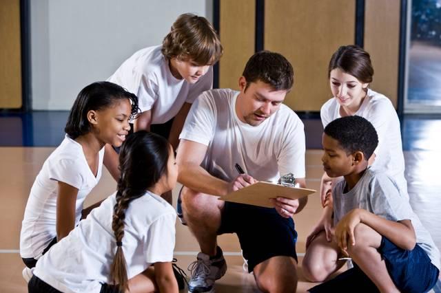educação física escolar Foto Divulgação