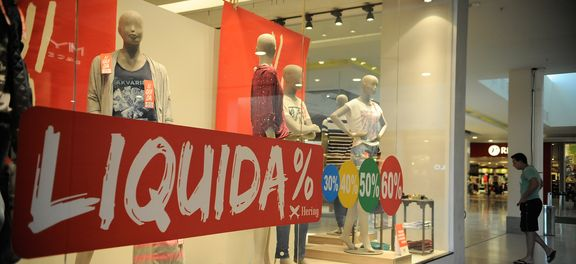 empresários do comércio estão menos confiantes em relação ao momento presenteTânia RêgoAgência Brasil