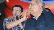 Eduardo Braga e Amazonino devem apoiar outros candidatos (Fotos: Divulgação)