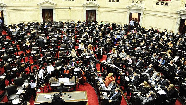 Congresso Argentino Foto Fernando Sturla