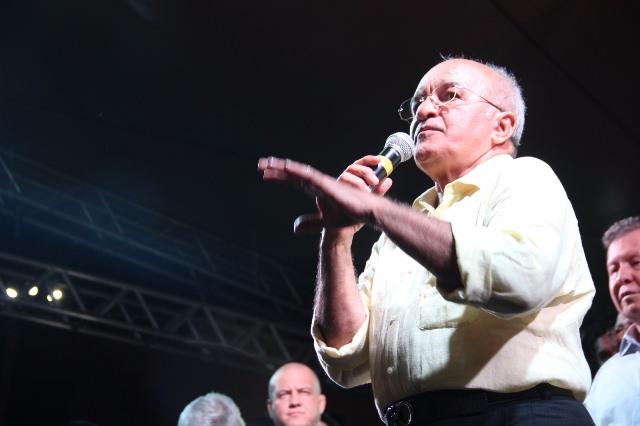 O governador José Melo afirmou que não pode aceitar a cassação porque não comprou votos (Foto: Divulgação)