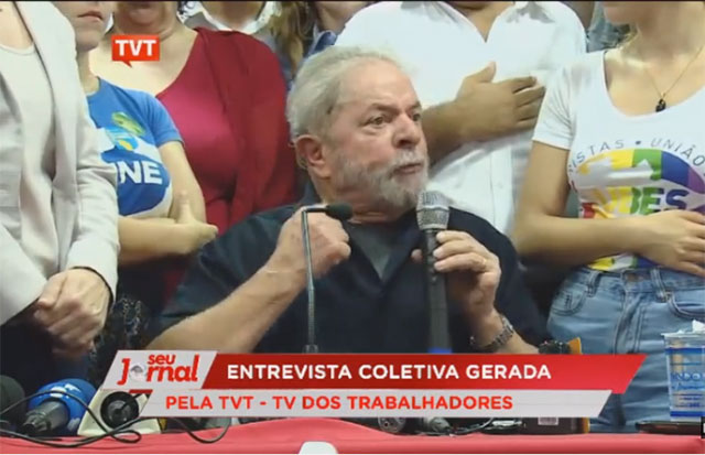 Lula-pronunciamento