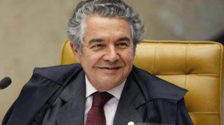 Marco Aurélio vota contra bloqueio de R$ 7,3 milhões de Aécio e irmã