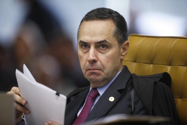 Ministro Luis Roberto Barroso Foto Divulgação