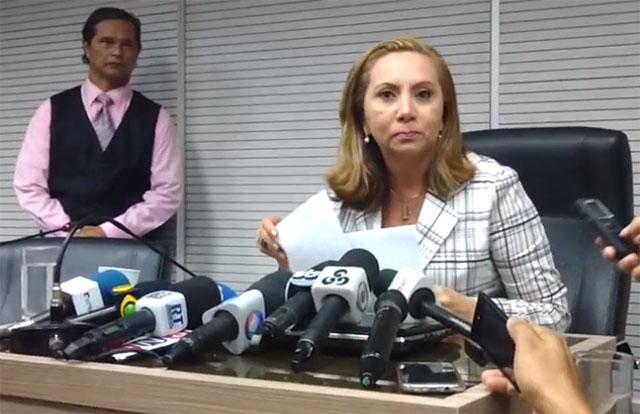 Socorro Guedes disse que seguiu a jurisprudência do TSE, que mantém governadores no cargo até o julgamento de todos os recursos (Foto: Rosiene Carvalho)