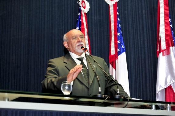 Belão saiu do PMDB para manter-se como situacionista (Foto: divulgação / ALE-AM)