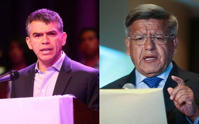 candidatos Peru Foto Andina