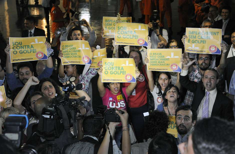 oabprotesto Foto Luis Macedo Câmara dos Deputados