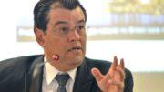 Brasília - O Ministro das Minas e Energia, Eduardo Braga anuncia a nova bandeira tarifária (Fabio Rodrigues Pozzebom/Agência Brasil)