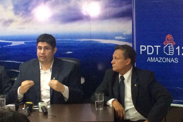 Hissa Abrahão disse que vai lutar para ser candidato a prefeito pelo PDT (Foto: Divulgação)