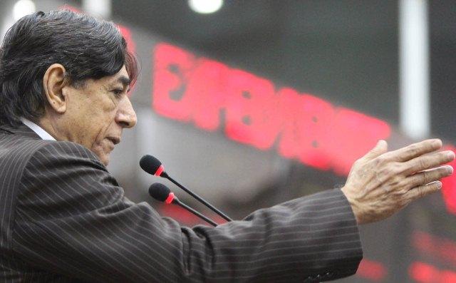 O vereador Mário Frota está afastado da CMM desde quarta-feira (Foto: Tiago Corrêa/CMM)