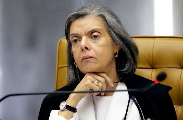 Ministra Cármen LúciaFotoFellipe Sampaio SCOSTF