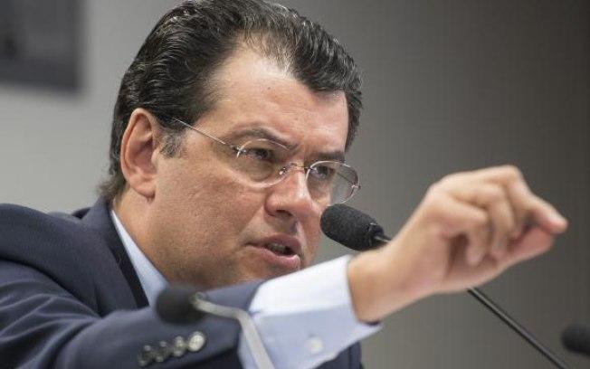 Ministro Eduardo Braga Foto Marcelo Camargo Agência Brasil